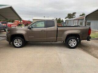 2016 Chevrolet Colorado for sale at J & S Auto in Downs KS