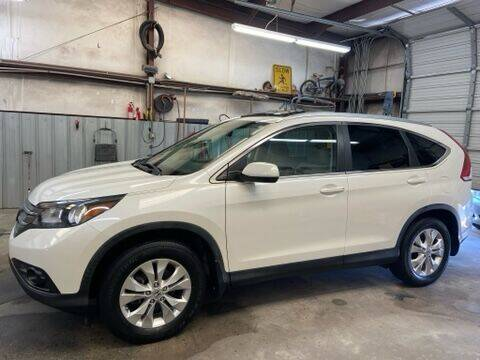 2013 Honda CR-V for sale at Vanns Auto Sales in Goldsboro NC
