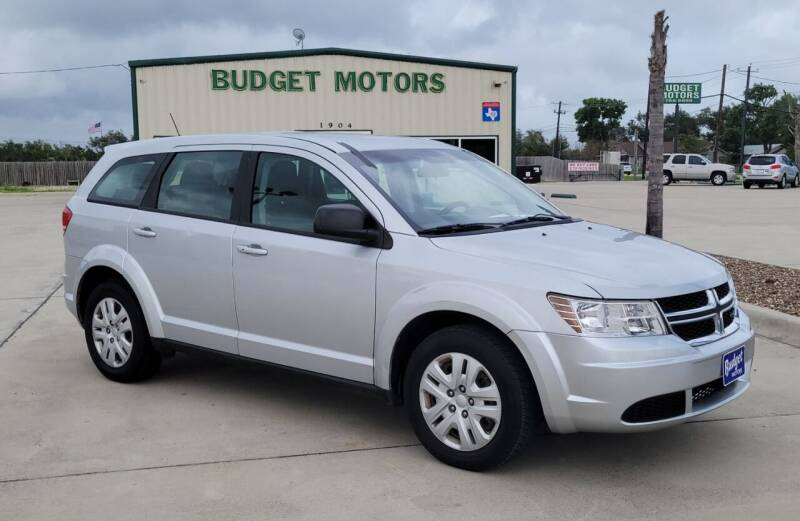 2014 Dodge Journey for sale at Budget Motors in Aransas Pass TX