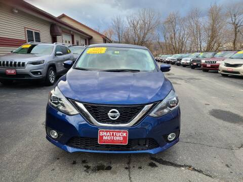 2019 Nissan Sentra for sale at Shattuck Motors in Newport VT
