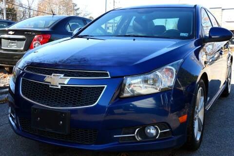 2012 Chevrolet Cruze for sale at Prime Auto Sales LLC in Virginia Beach VA