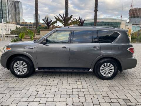 2019 Nissan Armada for sale at CYBER CAR STORE in Tampa FL
