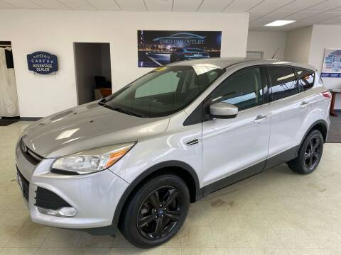 2013 Ford Escape for sale at Used Car Outlet in Bloomington IL