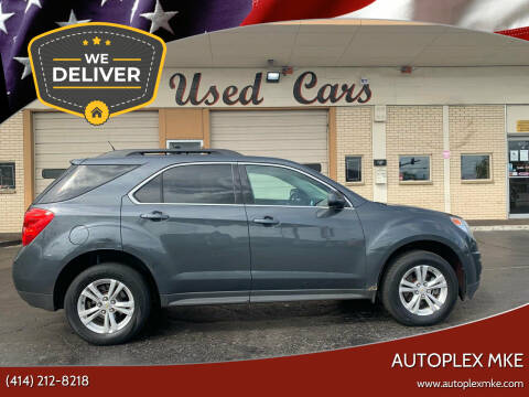 2011 Chevrolet Equinox for sale at Autoplex 2 in Milwaukee WI
