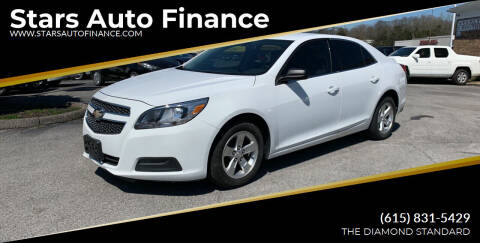 2013 Chevrolet Malibu for sale at Stars Auto Finance in Nashville TN
