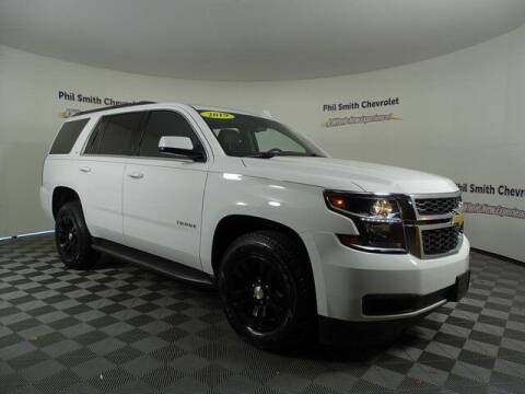 2019 Chevrolet Tahoe for sale at PHIL SMITH AUTOMOTIVE GROUP - Phil Smith Chevrolet in Lauderhill FL