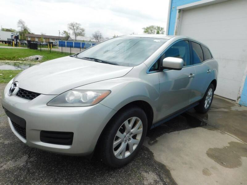 2009 Mazda CX-7 for sale at Safeway Auto Sales in Indianapolis IN