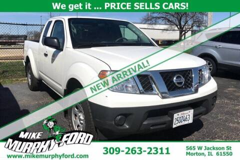 2019 Nissan Frontier for sale at Mike Murphy Ford in Morton IL