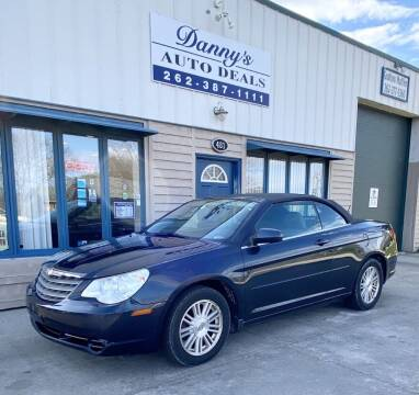 2008 Chrysler Sebring for sale at Danny's Auto Deals in Grafton WI