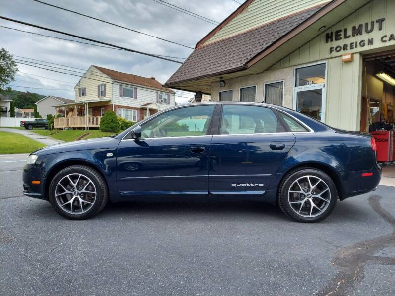 2008 Audi A4 AWD 2.0T quattro 4dr Sedan (2L I4 6A) - Allentown PA
