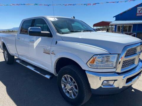 2014 RAM Ram Pickup 3500 for sale at 4X4 Auto in Cortez CO