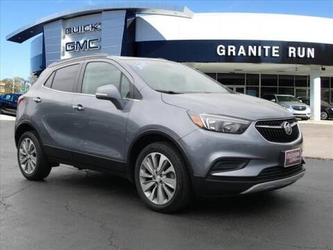 2019 Buick Encore for sale at GRANITE RUN PRE OWNED CAR AND TRUCK OUTLET in Media PA