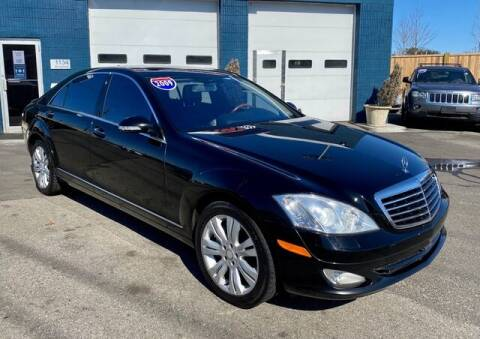2009 Mercedes-Benz S-Class for sale at Saugus Auto Mall in Saugus MA