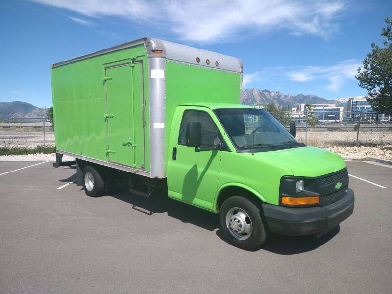2007 Chevrolet Express Cutaway for sale at ALL ACCESS AUTO in Murray UT