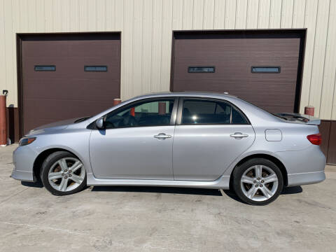 2010 Toyota Corolla for sale at Dakota Auto Inc. in Dakota City NE