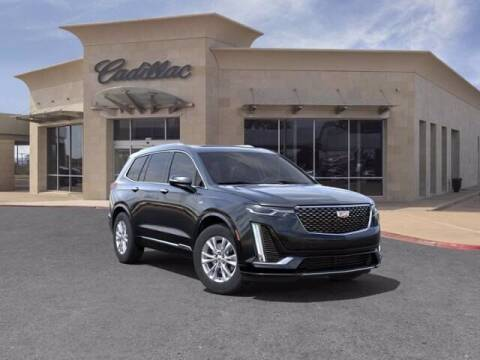 2022 Cadillac XT6 for sale at Jerry's Buick GMC in Weatherford TX