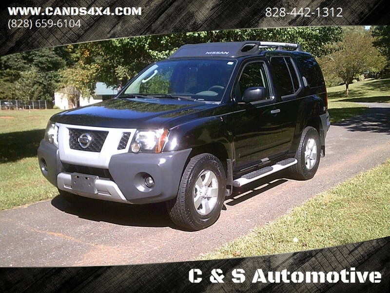 2010 Nissan Xterra for sale at C & S Automotive in Nebo NC
