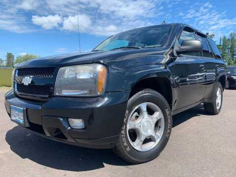 2006 Chevrolet TrailBlazer for sale at LUXURY IMPORTS in Hermantown MN