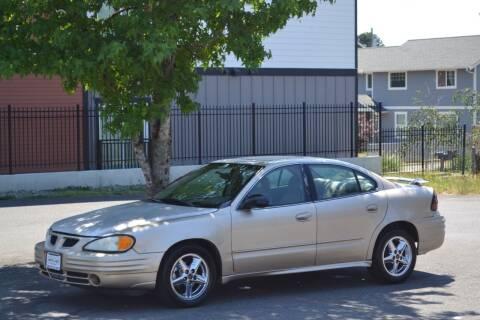 2004 Pontiac Grand Am for sale at Skyline Motors Auto Sales in Tacoma WA