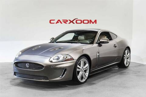 2011 Jaguar XK for sale at CarXoom in Marietta GA