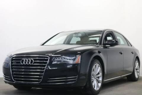 2011 Audi A8 L for sale at Clawson Auto Sales in Clawson MI