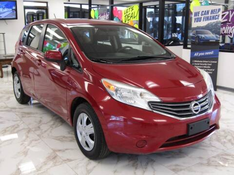 2014 Nissan Versa Note for sale at Dealer One Auto Credit in Oklahoma City OK