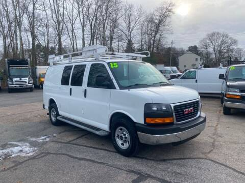 2015 GMC Savana Cargo for sale at Auto Towne in Abington MA