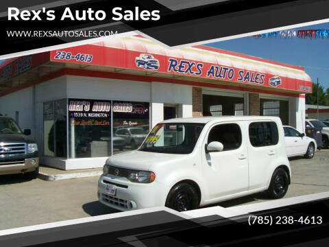 2011 Nissan cube for sale at Rex's Auto Sales in Junction City KS