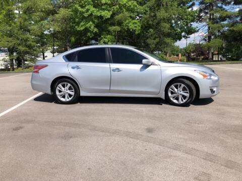 2015 Nissan Altima for sale at St. Louis Used Cars in Ellisville MO