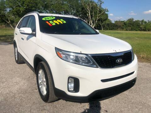 2014 Kia Sorento for sale at Auto Export Pro Inc. in Orlando FL