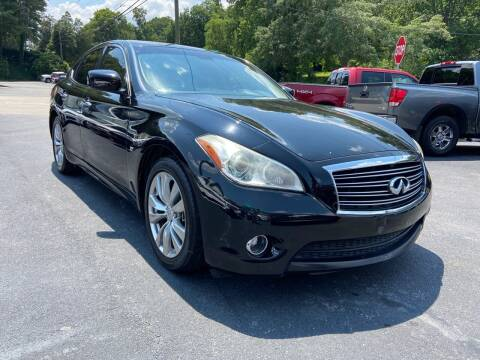 2014 Infiniti Q70 for sale at Luxury Auto Innovations in Flowery Branch GA