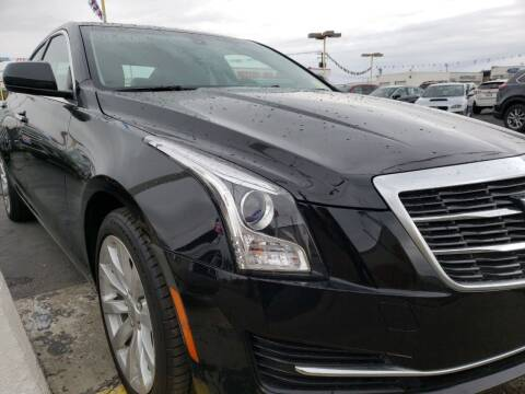 2018 Cadillac ATS for sale at Better All Auto Sales in Yakima WA