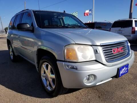 2008 GMC Envoy for sale at California Auto Sales in Amarillo TX