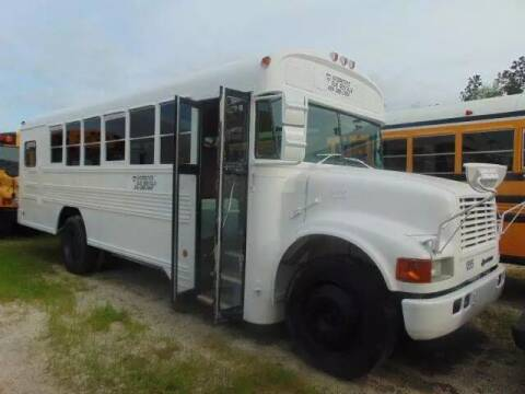1999 International Blue Bird for sale at Interstate Bus Sales Inc. - GLOBAL BUS SALES in Alice TX
