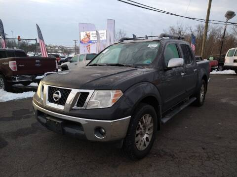 2010 Nissan Frontier for sale at P J McCafferty Inc in Langhorne PA