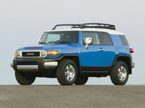 2008 Toyota FJ Cruiser for sale at Mercedes-Benz of North Olmsted in North Olmstead OH