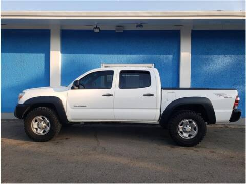 2013 Toyota Tacoma for sale at Khodas Cars in Gilroy CA