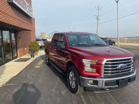 2015 Ford F-150 for sale at Zarate's Auto Sales in Caledonia WI