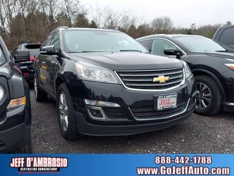 2016 Chevrolet Traverse for sale at Jeff D'Ambrosio Auto Group in Downingtown PA