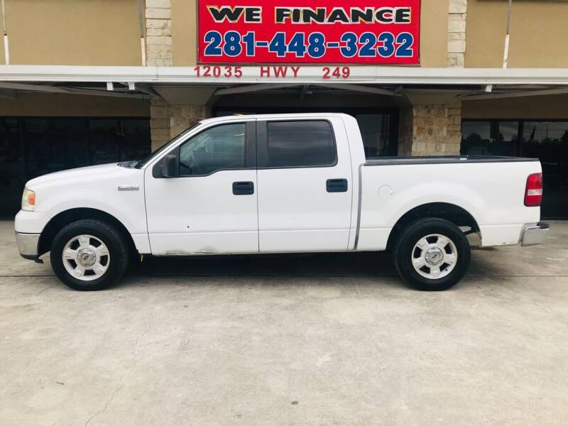 2008 Ford F-150 for sale at FREDYS CARS FOR LESS in Houston TX