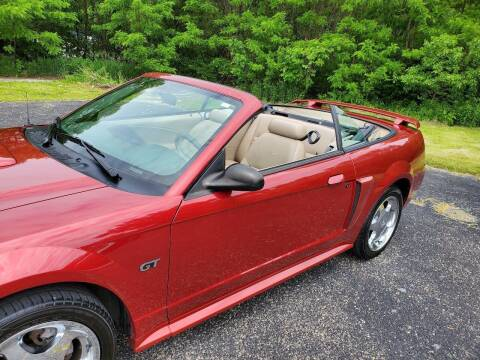 2003 Ford Mustang for sale at Discount Auto World in Morris IL