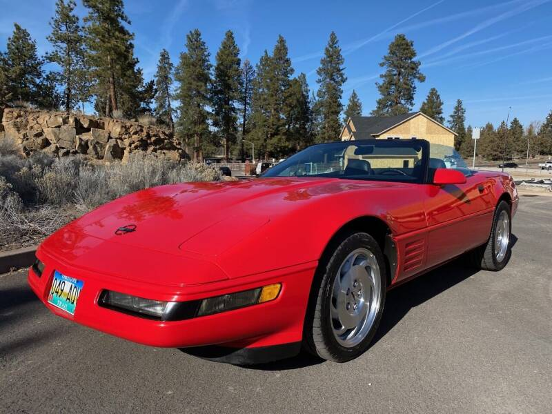 1994 Chevrolet Corvette for sale at Just Used Cars in Bend OR