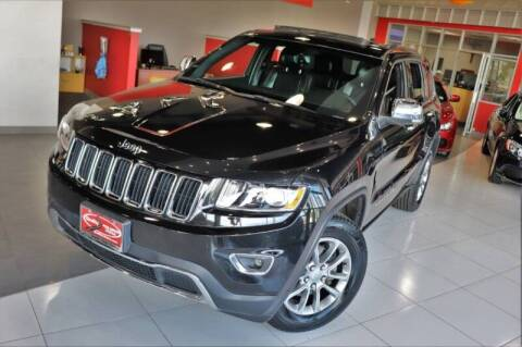 2016 Jeep Grand Cherokee for sale at Quality Auto Center of Springfield in Springfield NJ