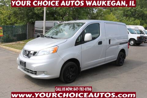 2019 Nissan NV200 for sale at Your Choice Autos - Waukegan in Waukegan IL
