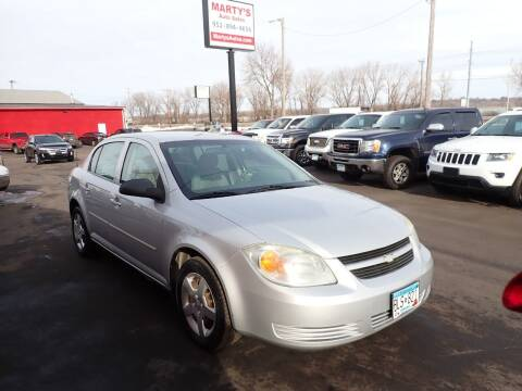 2005 Chevrolet Cobalt for sale at Marty's Auto Sales in Savage MN