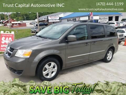 2010 Dodge Grand Caravan for sale at Trust Capital Automotive Inc. in Covington GA