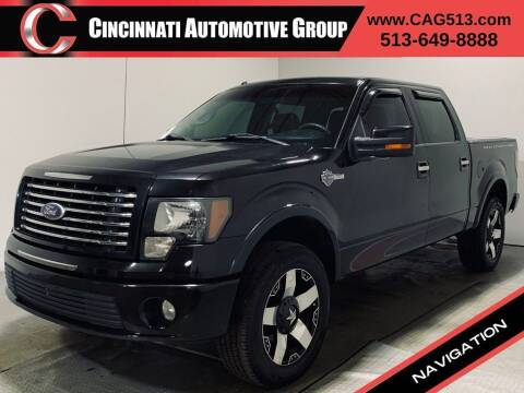2010 Ford F-150 for sale at Cincinnati Automotive Group in Lebanon OH