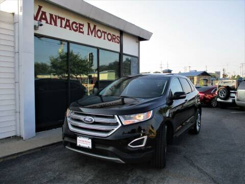 2015 Ford Edge for sale at Vantage Motors LLC in Raytown MO