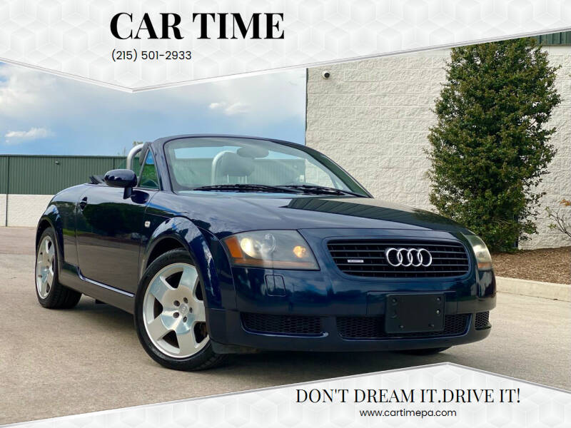 2002 Audi TT for sale in Philadelphia, PA