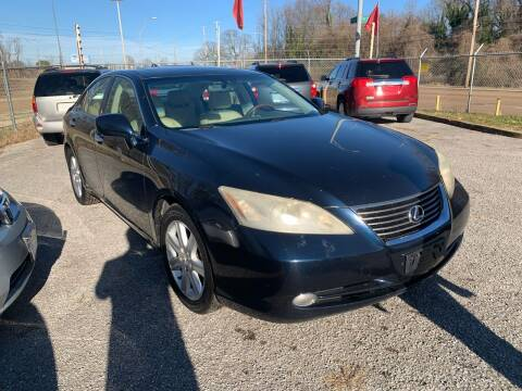 2007 Lexus ES 350 for sale at Super Wheels-N-Deals in Memphis TN